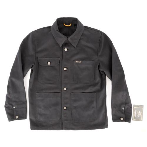 Prism Supply co. Chore Coat - Black