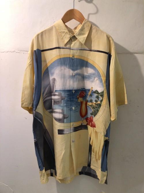90's Tori Richard hawaiian shirt