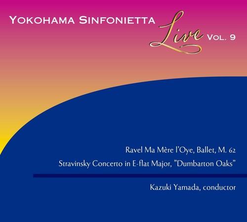 YOKOHAMA SINFONIETTA Live Vol.9