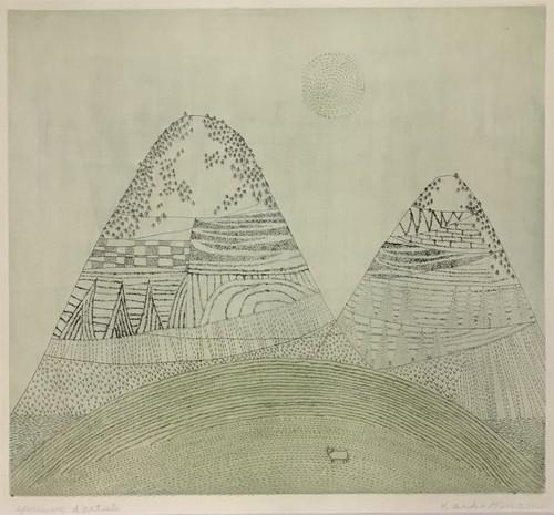 南 桂子「山」