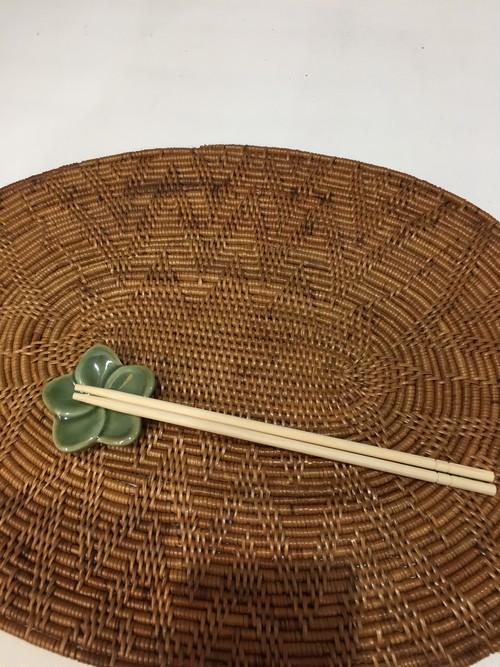 陶器(ケラミック) フランジパニー 箸置き