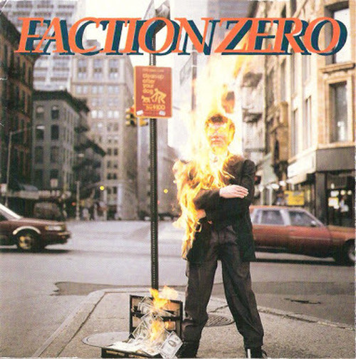 【USED】FACTION ZERO / Liberation