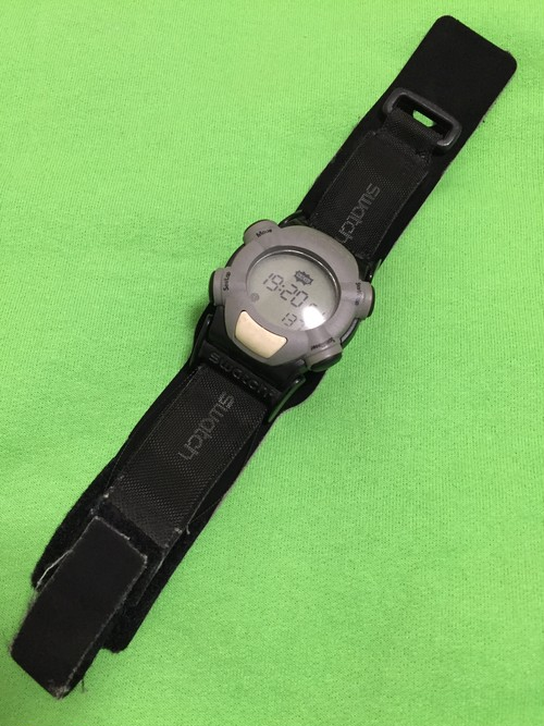 1999's SWATCH「.Beat - Webmaster」