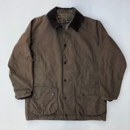 バブアー Barbour BEAUFORT ビューフォート ワックスコットン オイルドジャケット 英国製