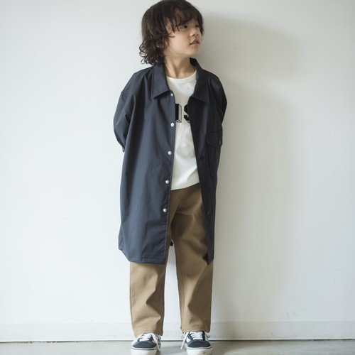 CKISM Big Coach Long Jacket