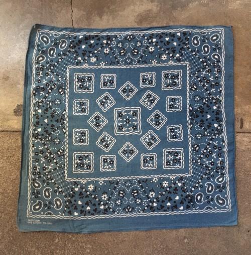 70s bandana / cookie pattern