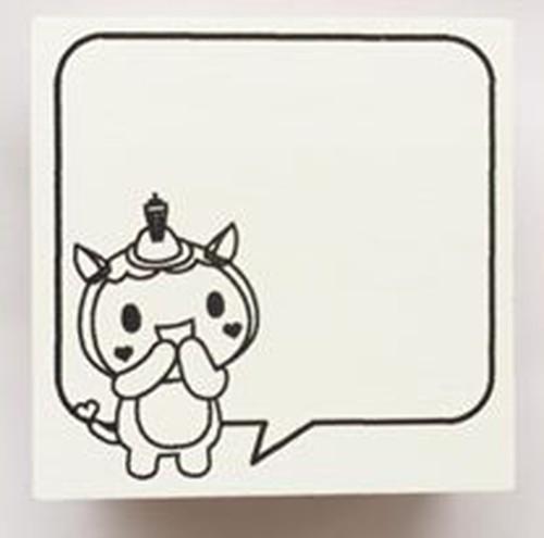 【FS-02】ふじキュン♡吹出しスタンプ