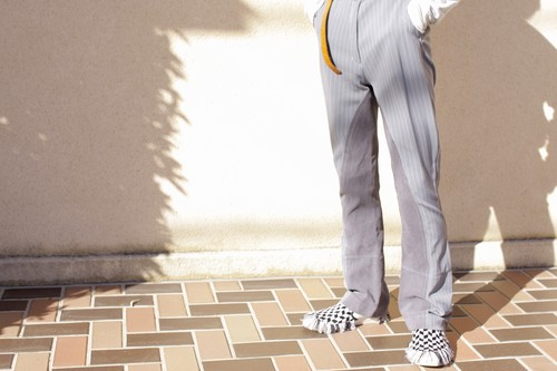 Flare Horse Ridding Pants