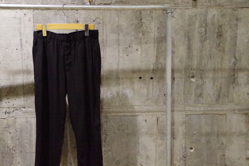 LiSS Tencel rayon cropped easy pants