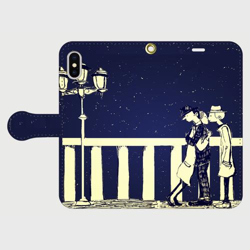 Romance  iPhone用手帳型ケース