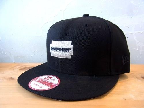 [ FRANK'S CHOP SHOP ] FCS BLADE SNAP BACK CAP