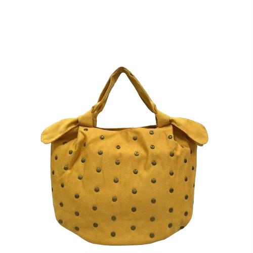 【SALE 10%OFF】ベトナムバッグ 両面スタッズ ハンドバッグ 手提げ 鞄 ベトナム雑貨
