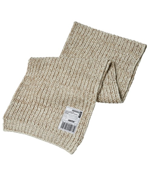 BIG NAME VOLUME KNIT MUFFLER[REA115]