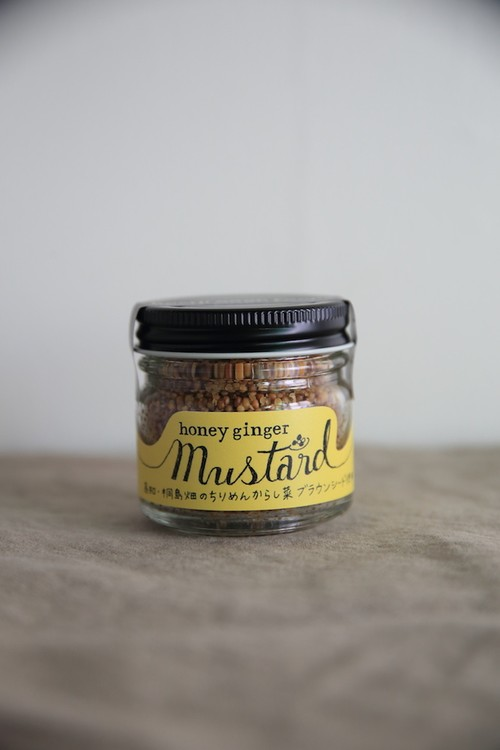 Honey Ginger Mustard