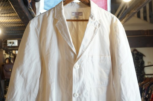 WALLACE & BARNES by J.CREW cotton × linen Jacket