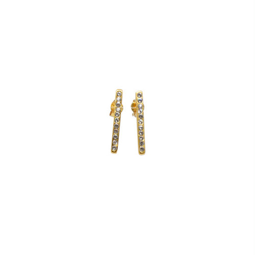 GOLD BAR PIERCES