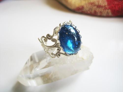 守護竜の指環 (リング)「碧竜の息吹」