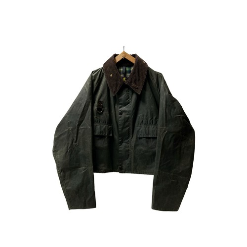 """[DEAD〜MINT] 90's """"BARBOUR / SPEY"""" OILED JACKET"""