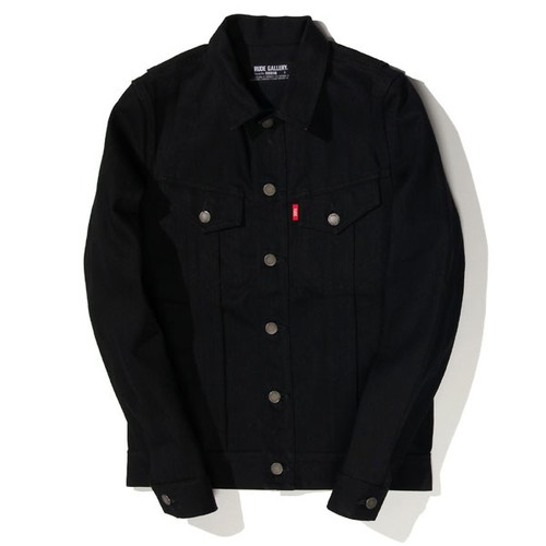 RIGID TYPE-1 DENIM JKT (BLACK) / RUDE GALLERY