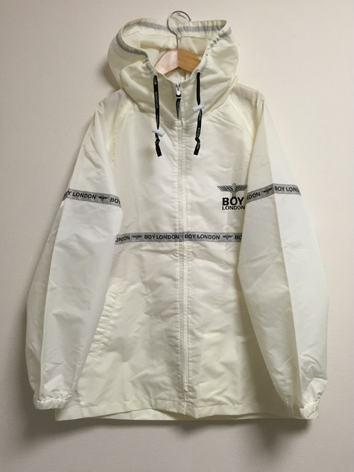 90's~2000's BOY LONDON licensed nylon jacket