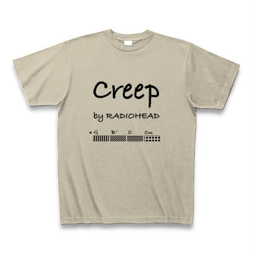 Creep(クリープ)by RADIOHEAD コード進行Tシャツ