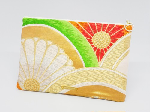 Mini clutch bag〔一点物〕MC004