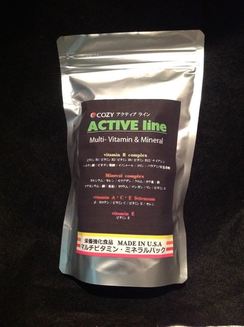 サプリメントCOZY ACTIVE line