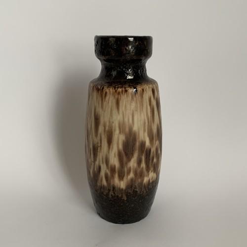 Scheurich / Vintage Fat Lava Vase _08(ヴィンテージ フラワーベース)