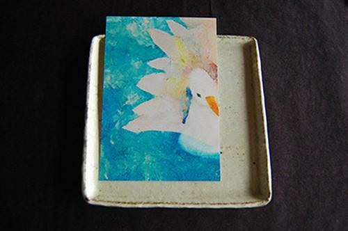 カード(Emu)「Swan」