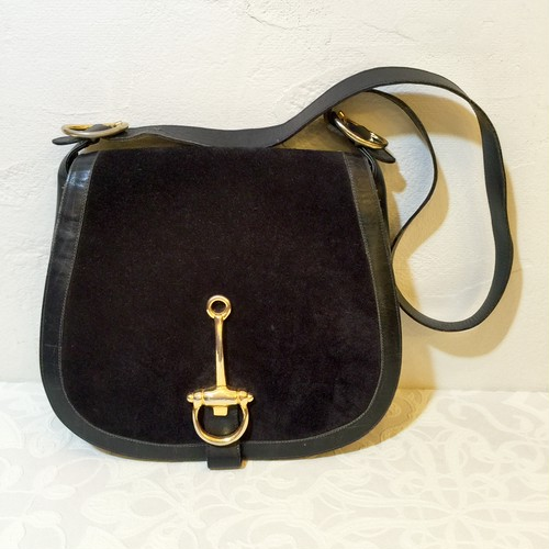 60's Vintage Shoulder Bag from FIRENZE [BAV-3]