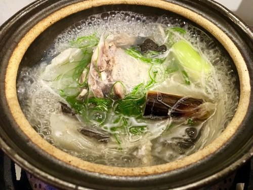 ストックスープ(冷凍)すっぽんのスープ