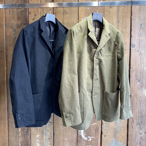 08sircus / Cotton melton jacket