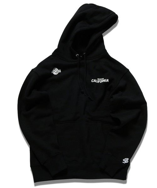 CALIFORNIA LOGO PRINT GOLF PARKA[RGC001]