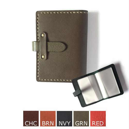 ポケットリフィル付カードケース
