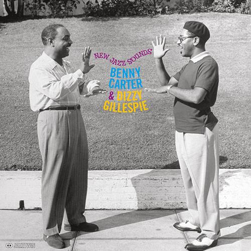 【新品LP】Benny Carter Dizzy Gillespie / New Jazz Sounds