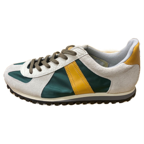GERMAN TRAINER MARATHON type <GREEN/OFF WHITE/YELLOW>の商品画像4