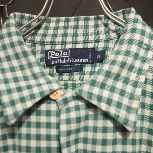 Ralph Lauren Gingham Check Shirt