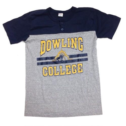Tシャツ/champion 80's  DOWLING  【古着】