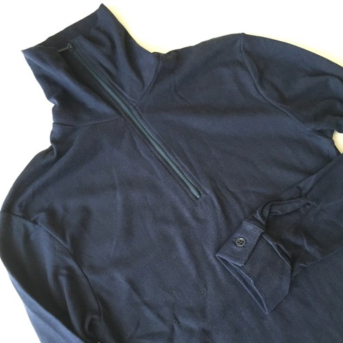 French Air Force : half zip c&s (dead stock)