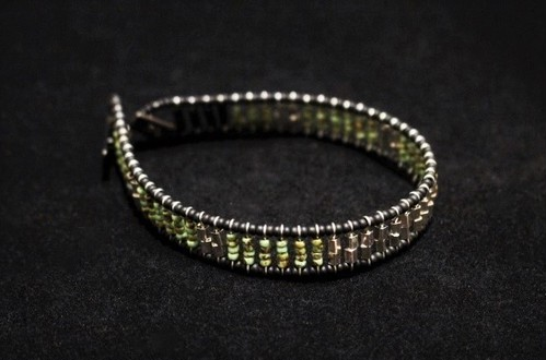 Ziio Bracelet Green