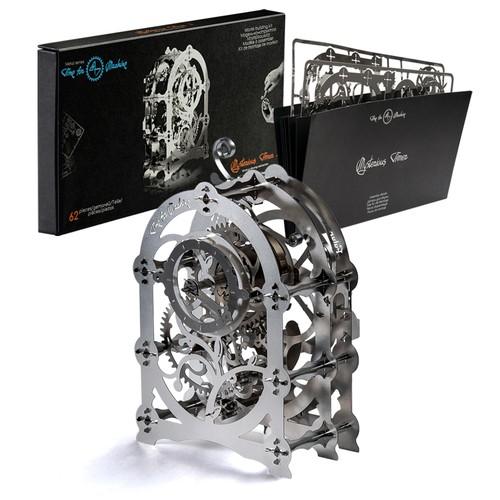 Mysterious Timer 2 ミステリアスタイマー2 Time for Machine タイムフォーマシン 組み立てキット ステンレス製