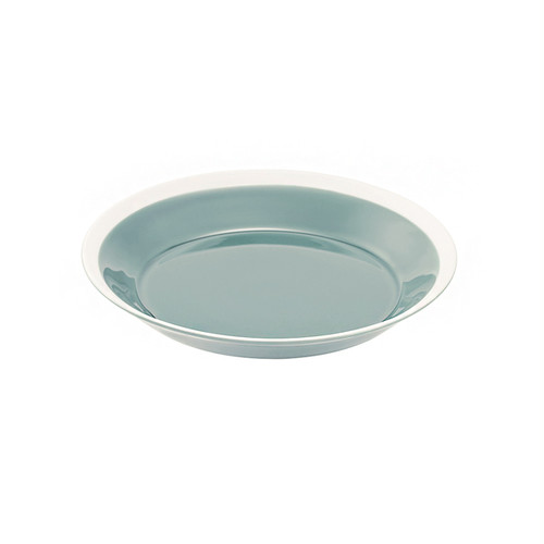 yumiko iihoshi porcelain Dishes プレート180 pistachio green