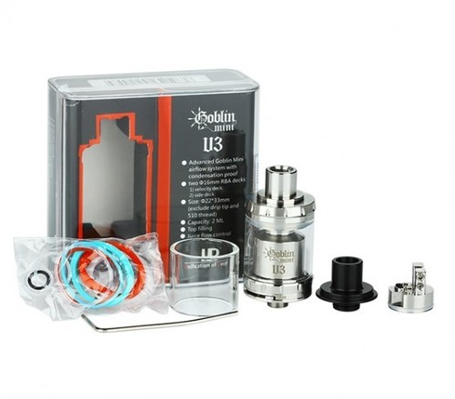 Goblin Mini V3 RTA by Youde UD