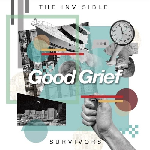 GOOD GRIEF /  the invisible survivors(CD)