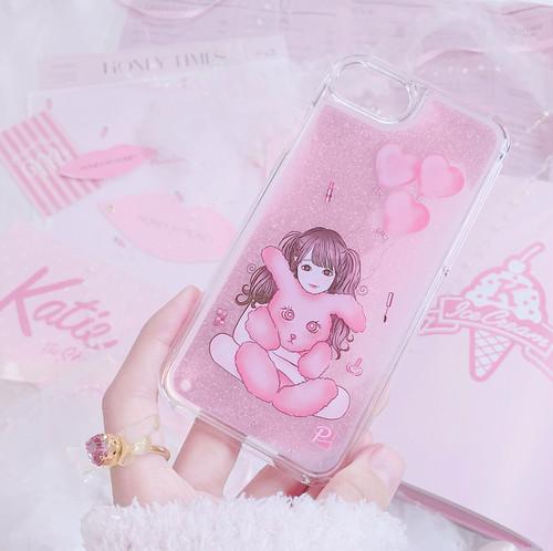 ローズピンクiPhone7専用