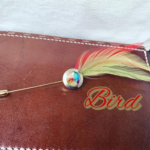 『Fancy工房』オリジナルハットピン【Bird】