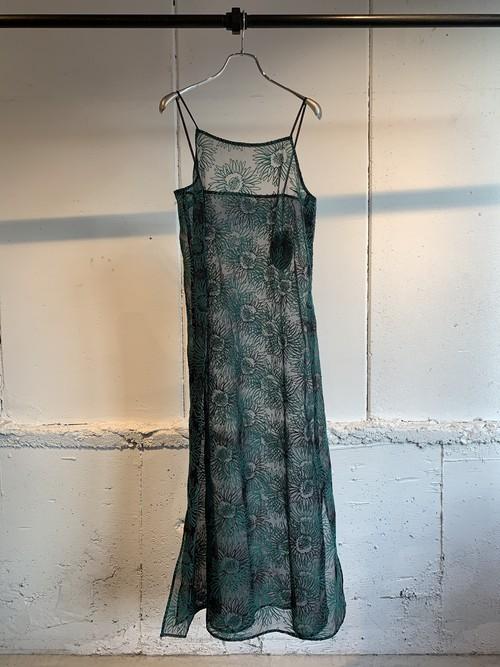 FUMIE=TANAKA through camisole onepiece