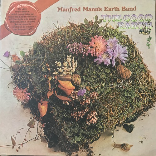 Manfred Mann's Earth Band / THE GOOD EARTH(1974)