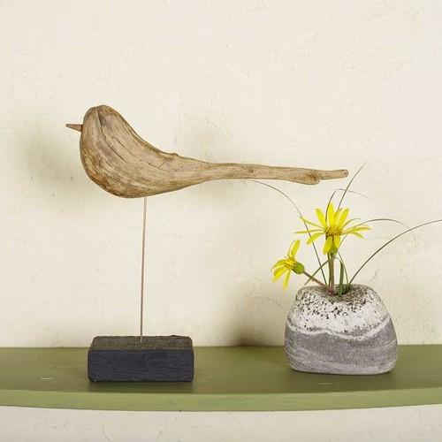 流木の鳥(M saiz)