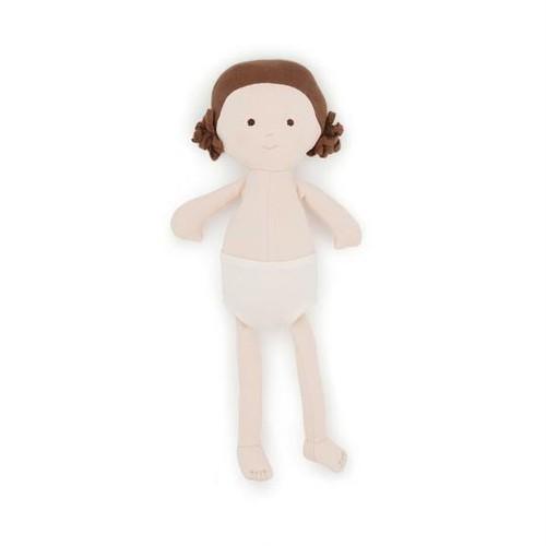 LOUISE|女の子|オーガニックコットン 人形